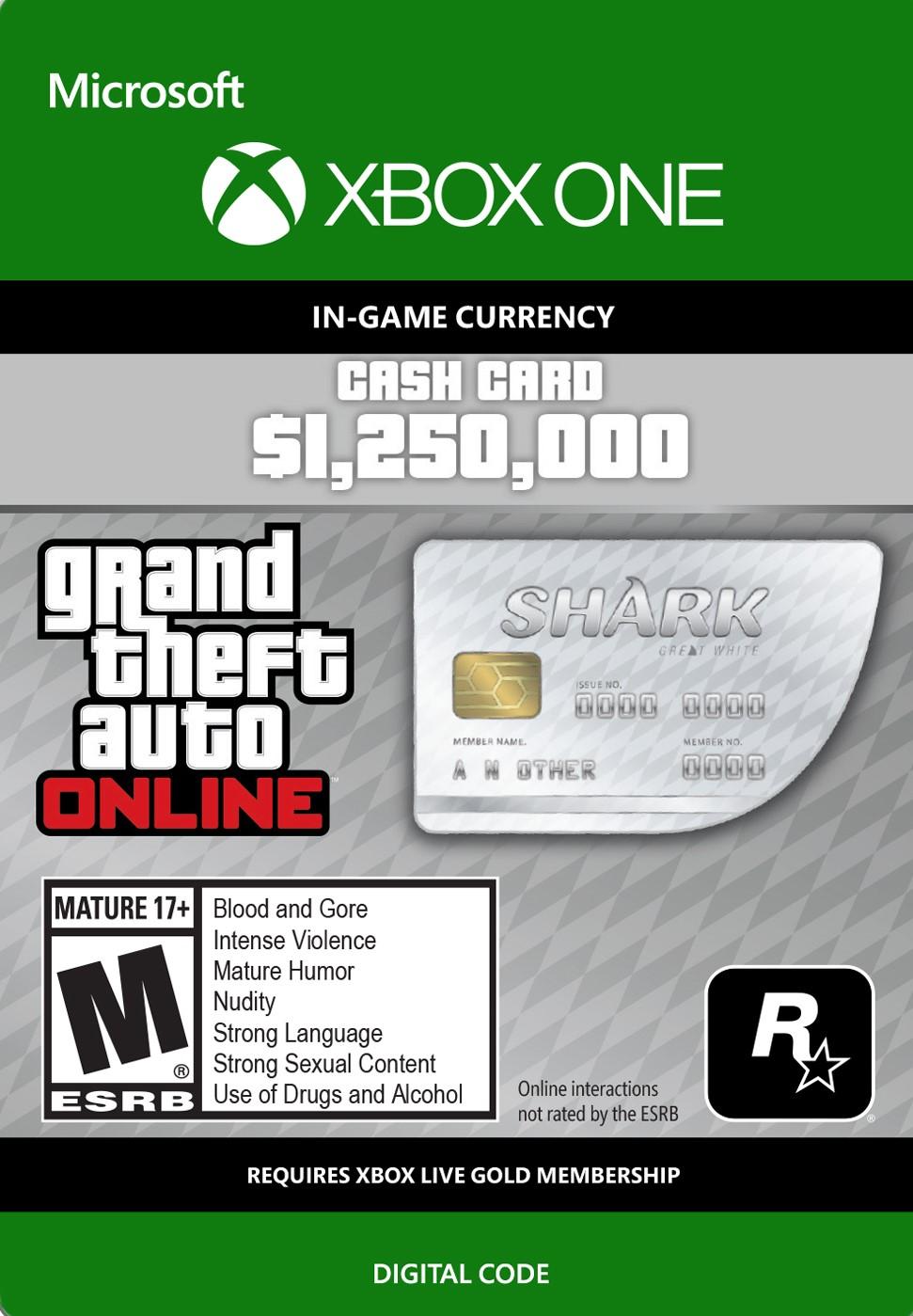 GTA Online Cash