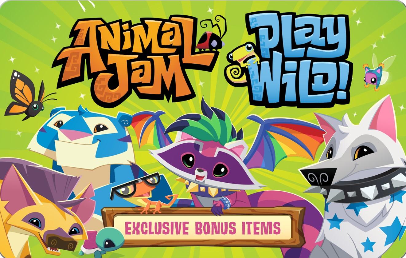 Animal Jam Subscription