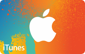 iTunes Gift Cards Italy