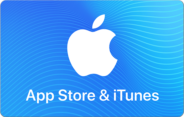 App Store & iTunes Gift Card Canada