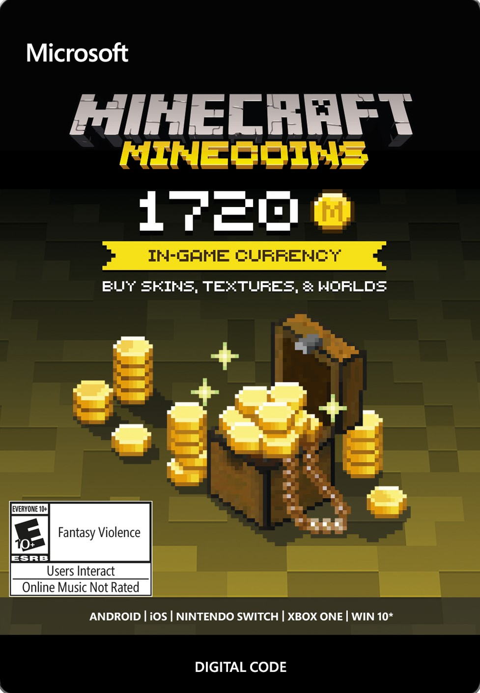 Minecraft Minecoin