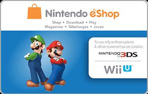 Nintendo eShop Canada