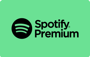 Spotify Gift Card BR