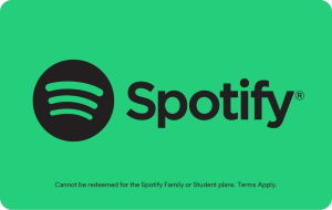 Spotify Gift Card IT